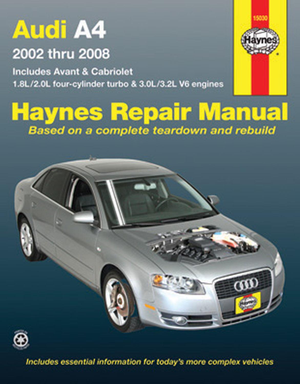 HAYNES - Repair Manual - HAN 15030