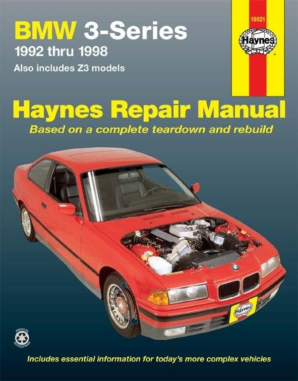 HAYNES - Repair Manual - HAN 18021