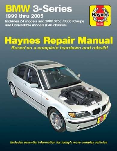 HAYNES - Repair Manual - HAN 18022