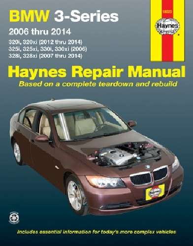 HAYNES - Repair Manual - HAN 18023