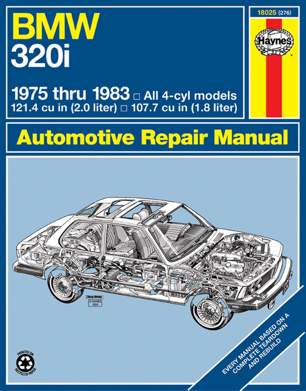 HAYNES - Repair Manual - HAN 18025