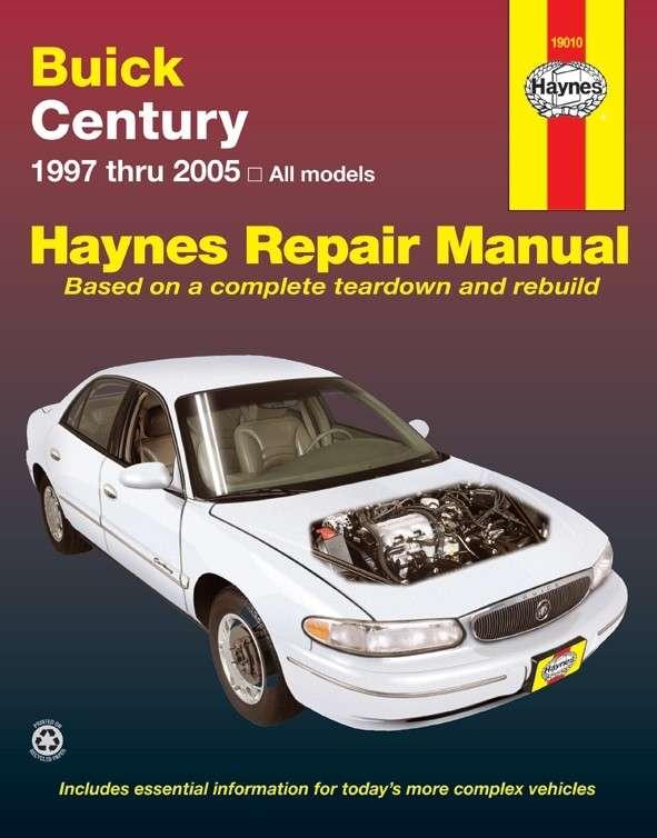 HAYNES - Repair Manual - HAN 19010