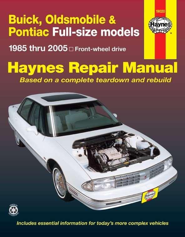 HAYNES - Repair Manual - HAN 19020