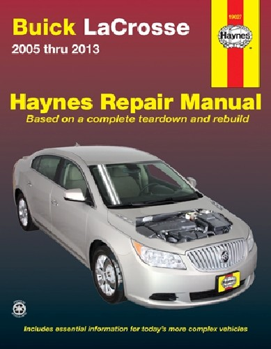HAYNES - Repair Manual - HAN 19027