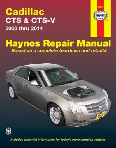 HAYNES - Repair Manual - HAN 21015