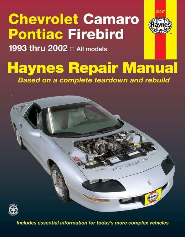 HAYNES - Repair Manual - HAN 24017
