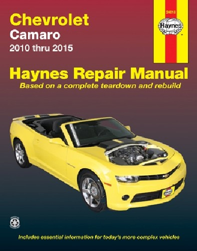 HAYNES - Repair Manual - HAN 24018