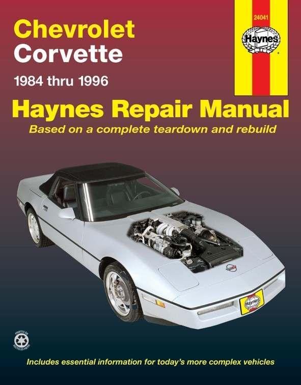 HAYNES - Repair Manual - HAN 24041