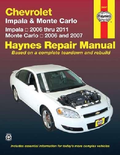 HAYNES - Repair Manual - HAN 24047
