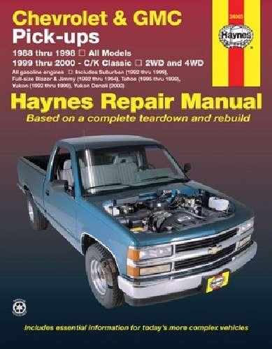 HAYNES - Repair Manual - HAN 24065