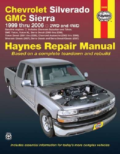 HAYNES - Repair Manual - HAN 24066