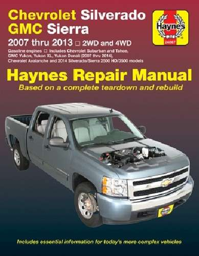 HAYNES - Repair Manual - HAN 24067