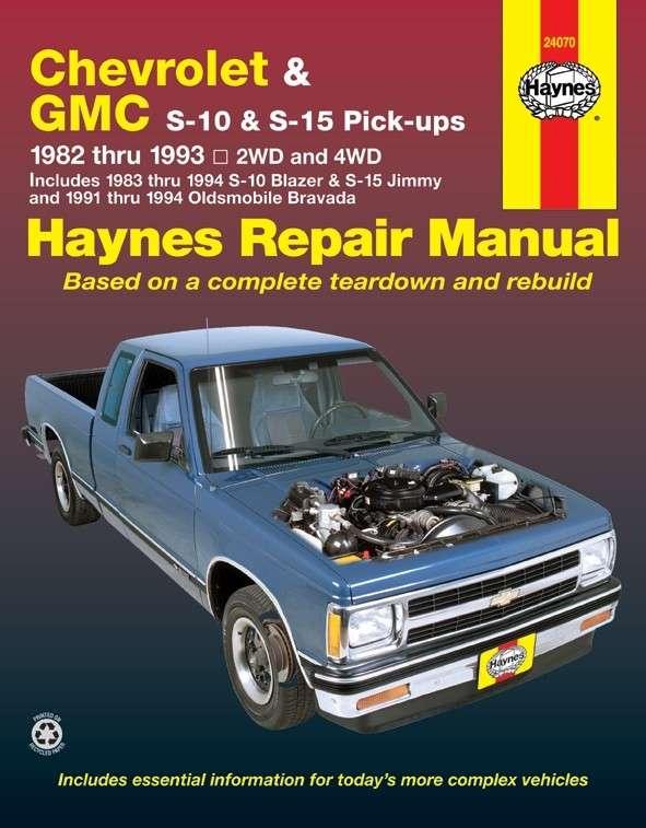 HAYNES - Repair Manual - HAN 24070