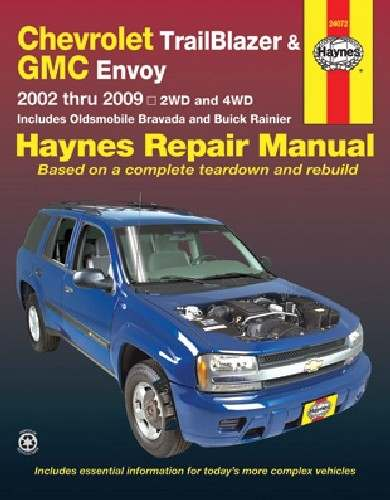 HAYNES - Repair Manual - HAN 24072