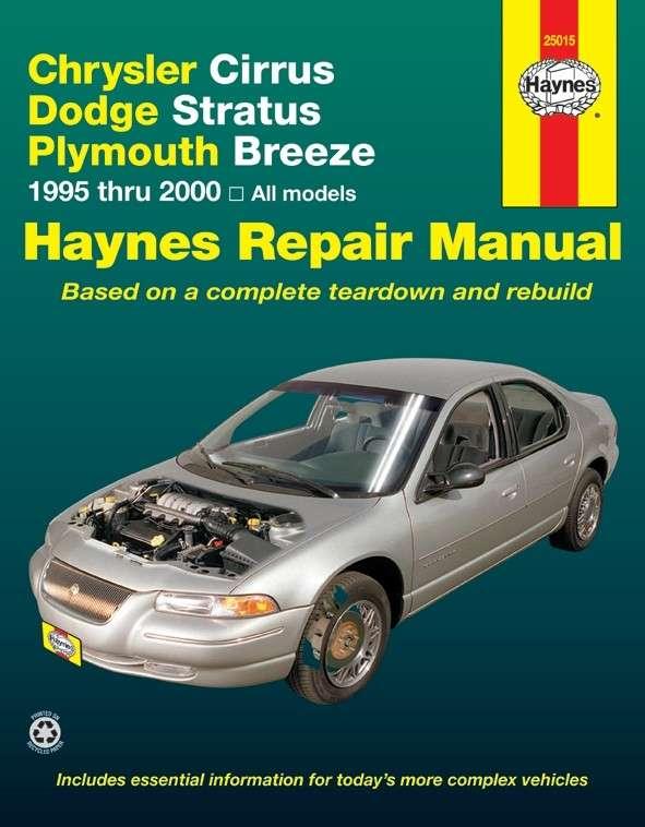 HAYNES - Repair Manual - HAN 25015