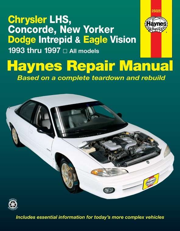 HAYNES - Repair Manual - HAN 25025