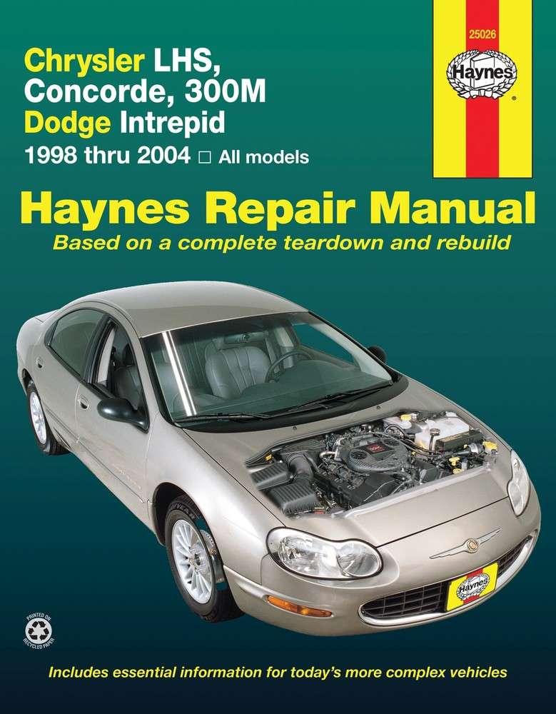 HAYNES - Repair Manual - HAN 25026