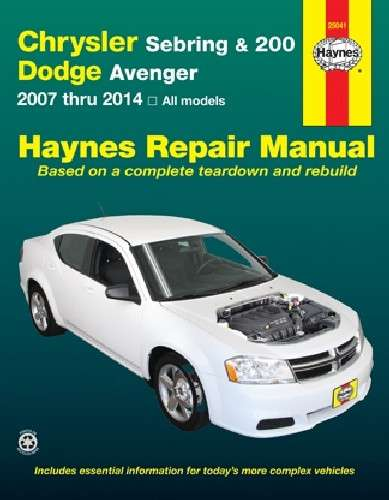 HAYNES - Repair Manual - HAN 25041