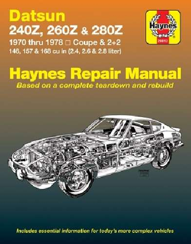 HAYNES - Repair Manual - HAN 28012