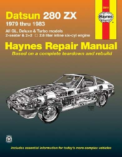 HAYNES - Repair Manual - HAN 28014