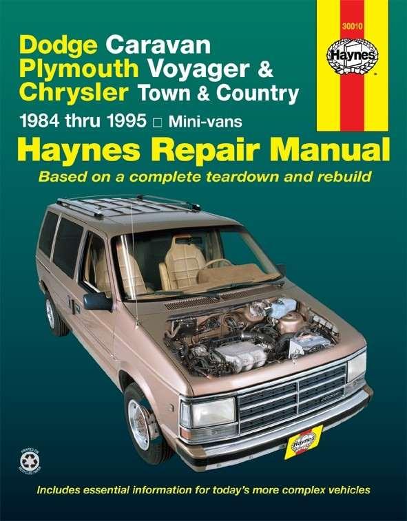HAYNES - Repair Manual - HAN 30010