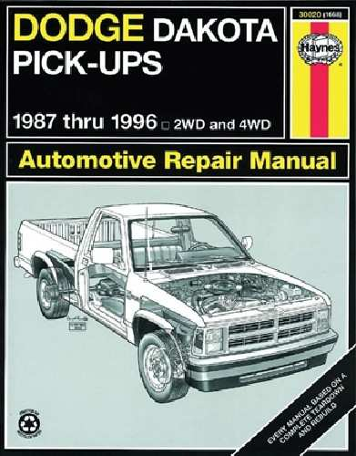 HAYNES - Repair Manual - HAN 30020
