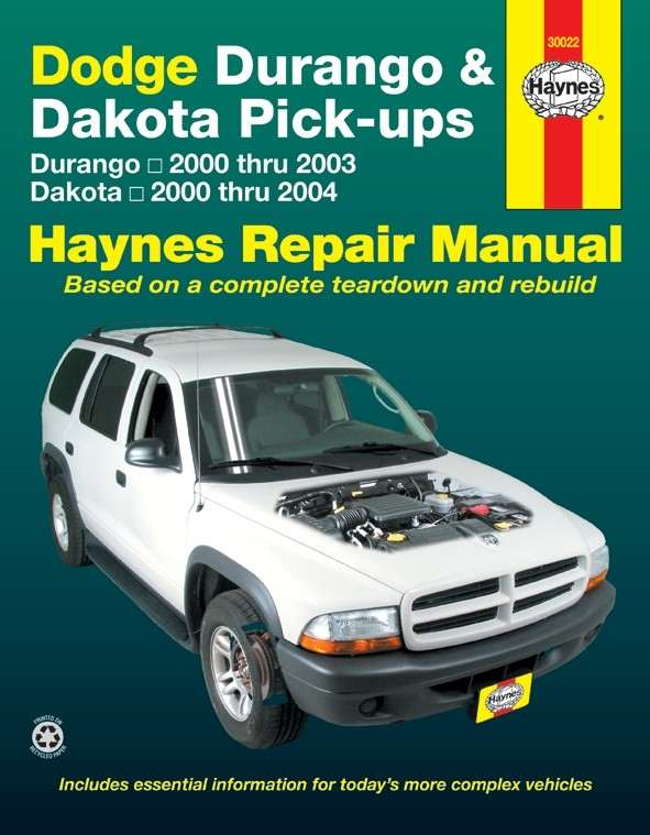 HAYNES - Repair Manual - HAN 30022