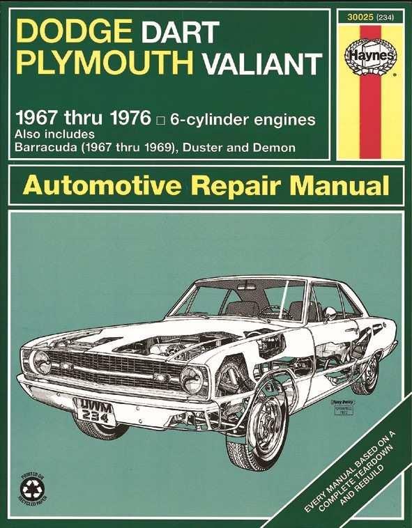 HAYNES - Repair Manual - HAN 30025