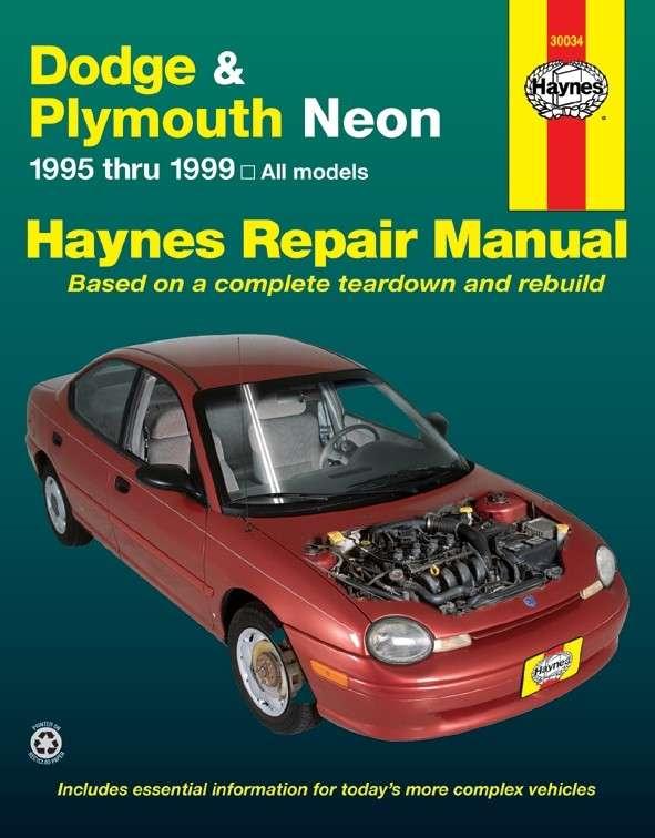HAYNES - Repair Manual - HAN 30034