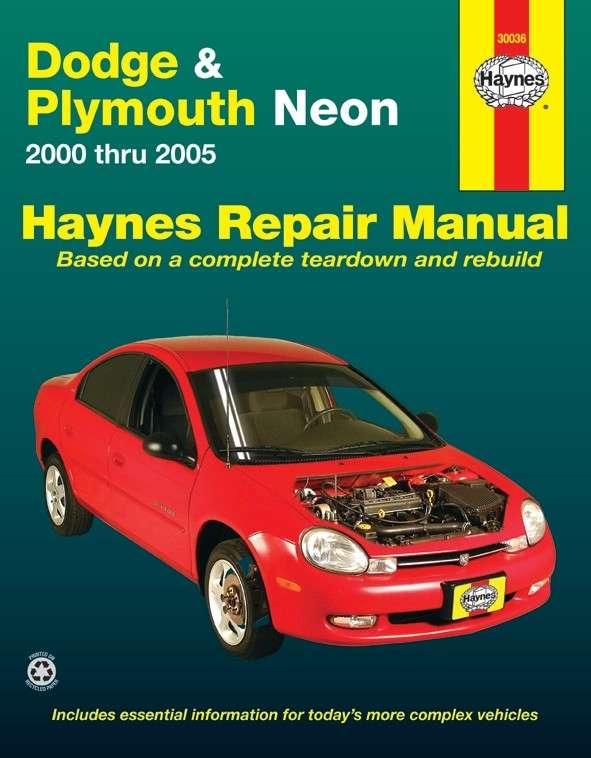HAYNES - Repair Manual - HAN 30036