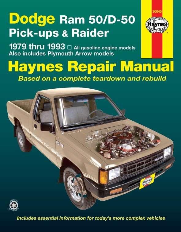 HAYNES - Repair Manual - HAN 30045