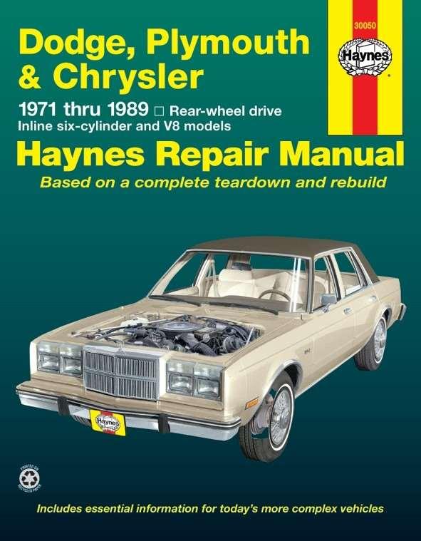 HAYNES - Repair Manual - HAN 30050