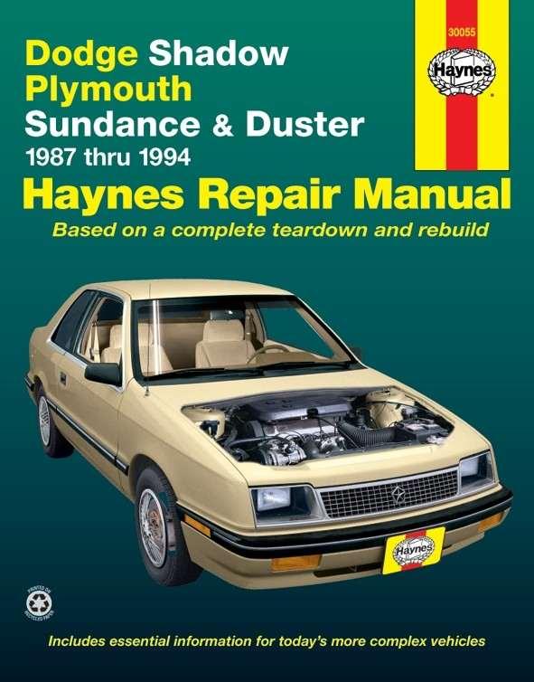 HAYNES - Repair Manual - HAN 30055