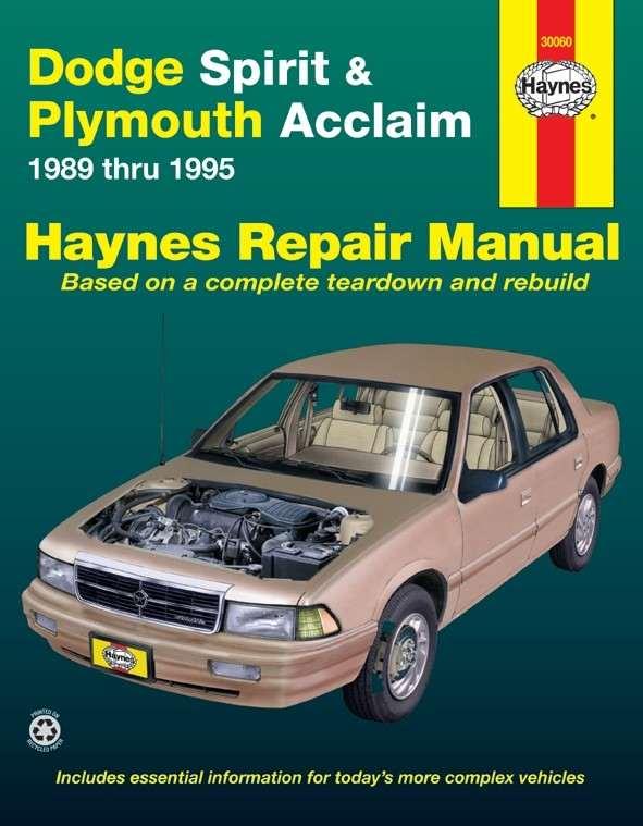 HAYNES - Repair Manual - HAN 30060