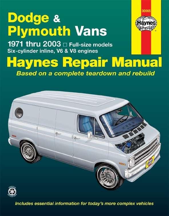 HAYNES - Repair Manual - HAN 30065