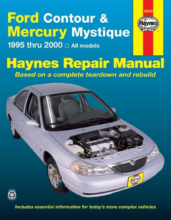 HAYNES - Repair Manual - HAN 36006
