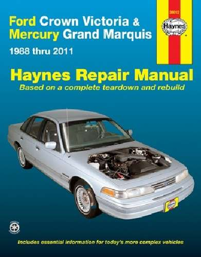 HAYNES - Repair Manual - HAN 36012