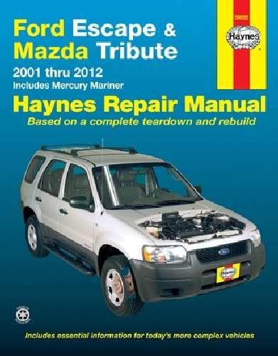 HAYNES - Repair Manual - HAN 36022