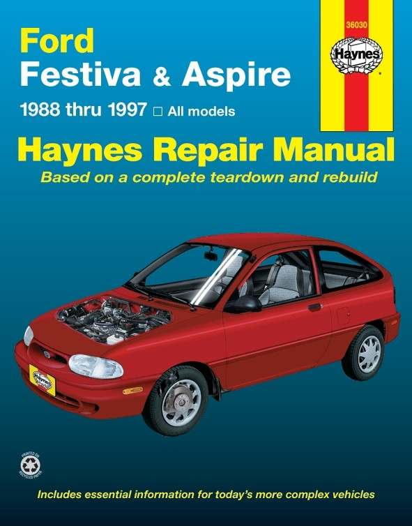 HAYNES - Repair Manual - HAN 36030