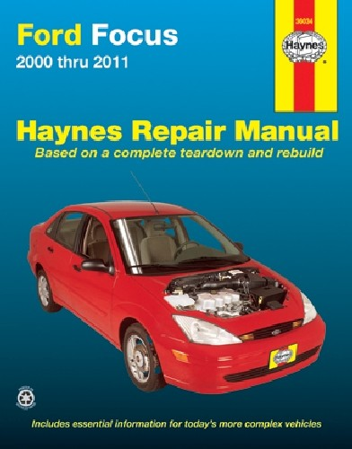 HAYNES - Repair Manual - HAN 36034