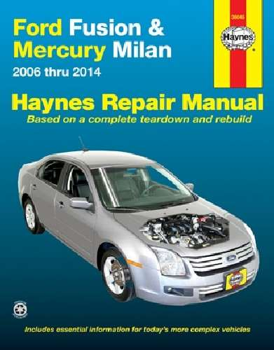 HAYNES - Repair Manual - HAN 36045