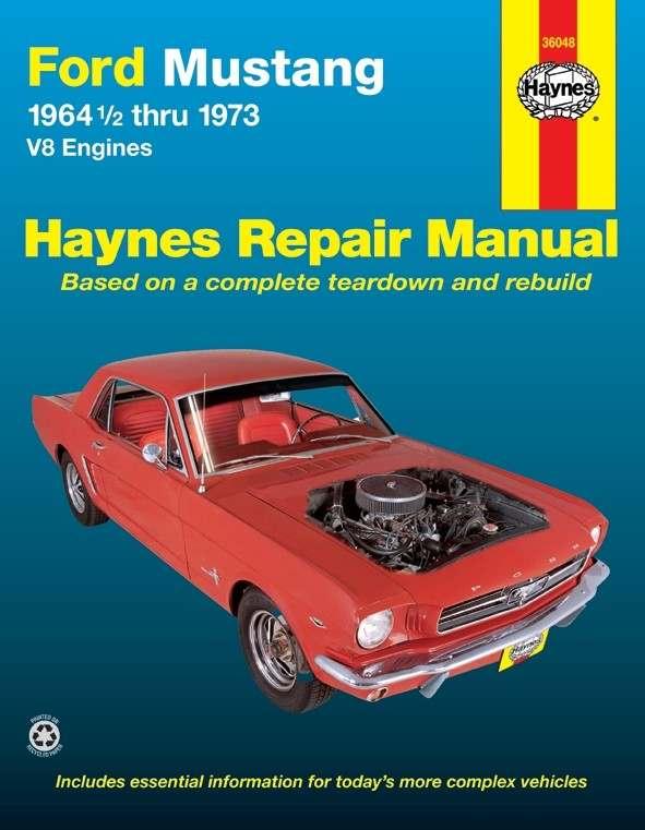 HAYNES - Repair Manual - HAN 36048