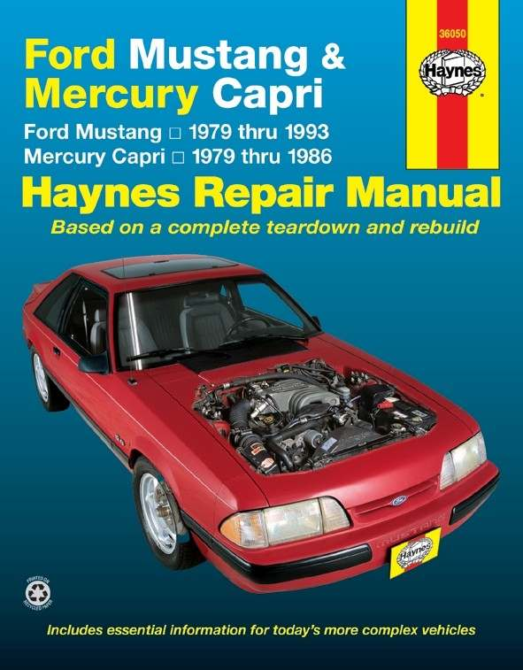 HAYNES - Repair Manual - HAN 36050