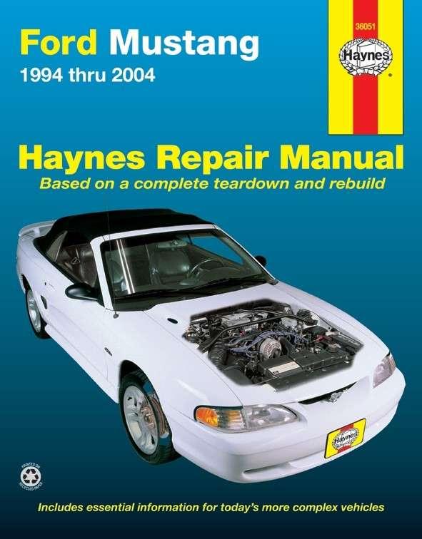 HAYNES - Repair Manual - HAN 36051
