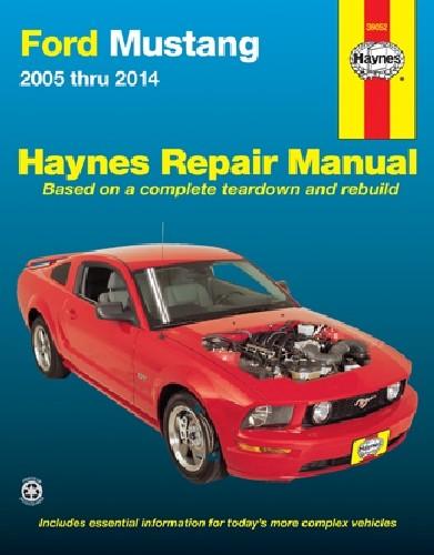HAYNES - Repair Manual - HAN 36052