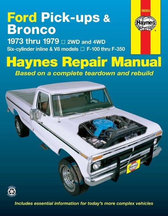 HAYNES - Repair Manual - HAN 36054