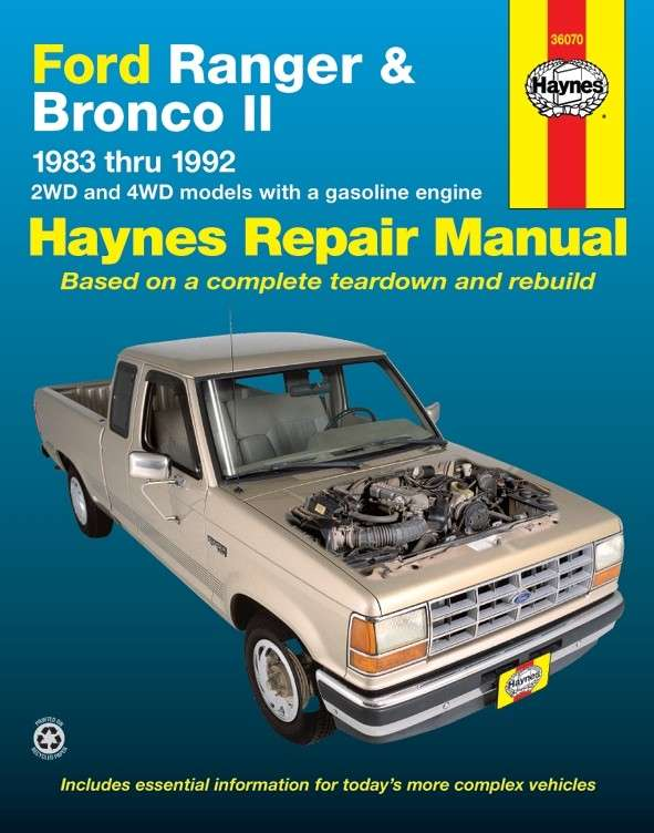 HAYNES - Repair Manual - HAN 36070