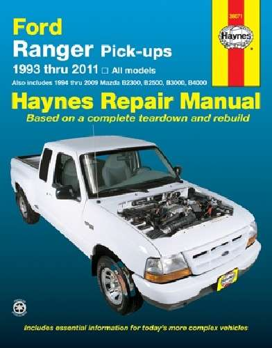 HAYNES - Repair Manual - HAN 36071