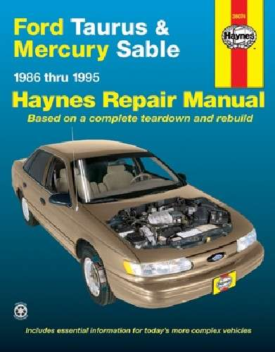 HAYNES - Repair Manual - HAN 36074