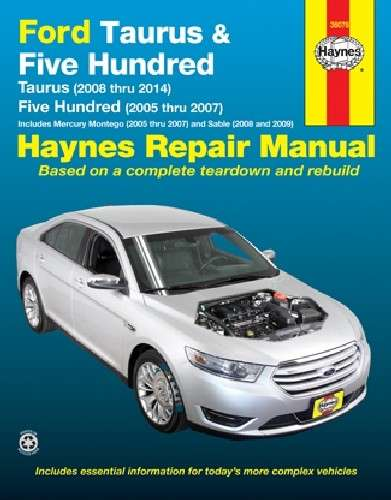 HAYNES - Repair Manual - HAN 36076